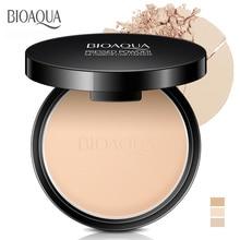 BIOAQUA Brand 10g Face Base Mineral Concealer Pressed Powder Palette Makeup Matte Smooth Oil Control Foundation Contour Make Up цена 2017