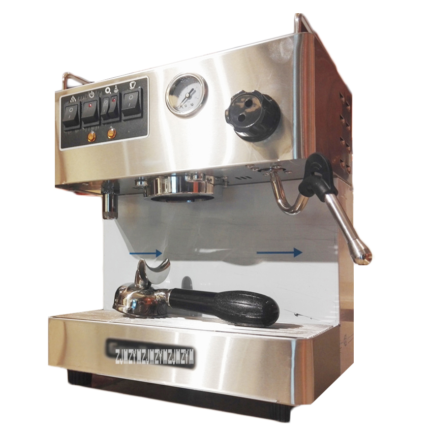 CRM3012 3000 Вт 15Bar автоматическая эспрессо кофе Maker 1.7L пара тип молоко пузырь кафе мокко капучино итальянский машина