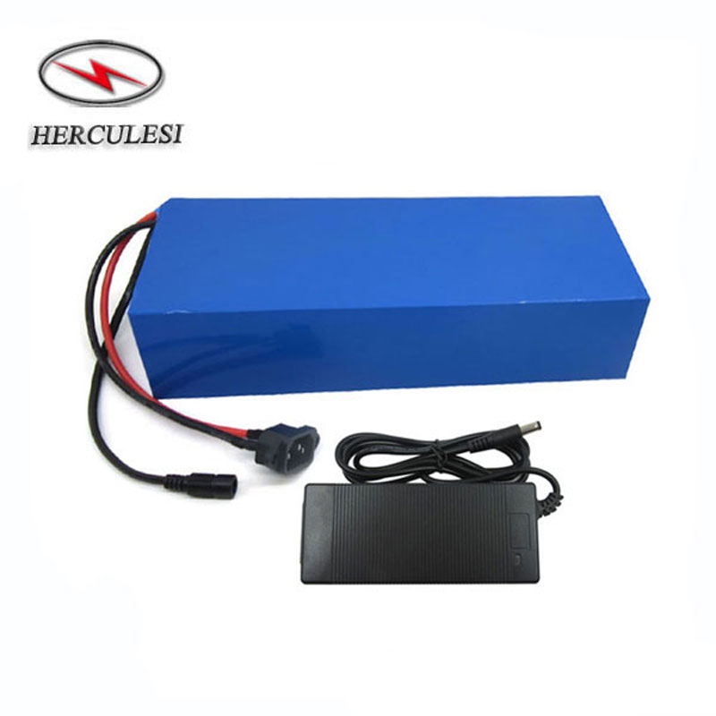 Harley Citycoco Replacement Battery 60V 14.5Ah Li Ion 16S5P NCR18650PF Electric Scooter Lithium Battery with 2A Charger Стол