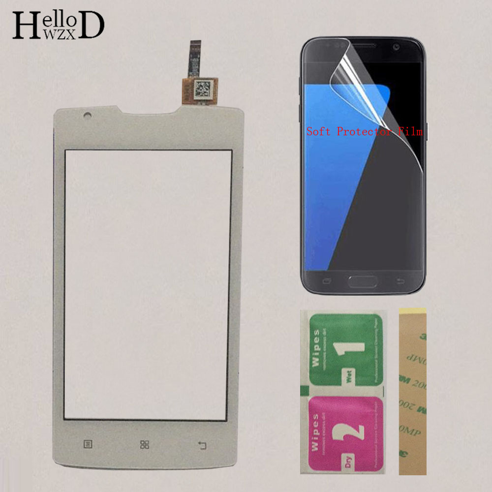 Image 3 - 4.0'' Mobile Phone For Lenovo A1000 Touch Screen Touch Panel Digitizer Front Glass Sensor For Lenovo A 1000 Touchscreen + Gift-in Mobile Phone Touch Panel from Cellphones & Telecommunications