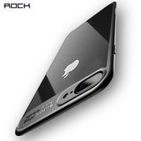 ROCK Slim Case for iPhone 7 6 6s plus, Transparent PC & TPU Silicone for iPhone Cover Coque for iPhone7 Case
