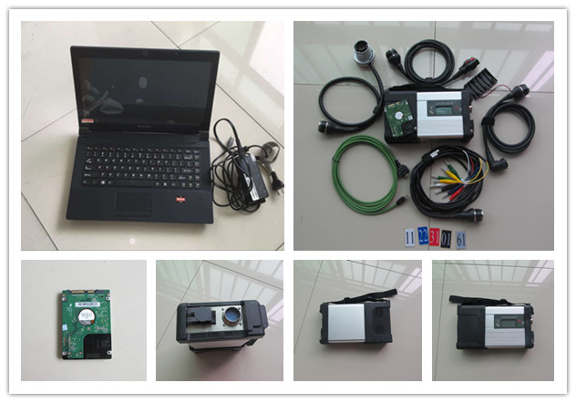 mb sd c5 toughbook m495 laptop with hdd newest software full set star diagnostic tool for 12v 24v wifi support best quality