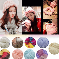 New Wool 4 Shares Of The Ice Line Thick Wool Knitting Needle Thread Scarf Line 2016