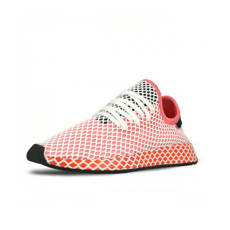 eda01f07f512d Adidas Deerupt Runner Running Shoes Breathable Stability Support Sports  Sneakers For Women Shoes B28076 CQ2624 CQ262-in Running Shoes from Sports  ...