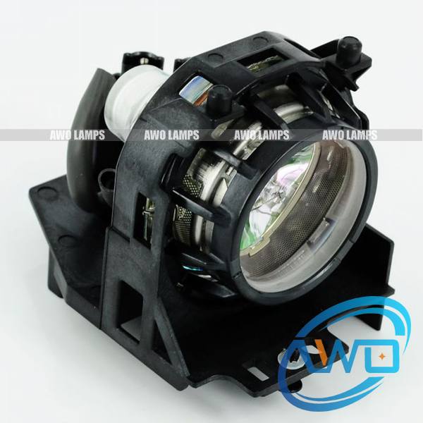 Free shipping DT00621/CPS235LAMP compatible bare bulb with housing for HITACHI CP-S235 CP-S235W
