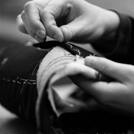Bleu marine marié Tuxedos pour tenues de mariage 2018 Peaked revers un bouton sur mesure hommes d'affaires costumes veste + gilet + pantalon terno - 5