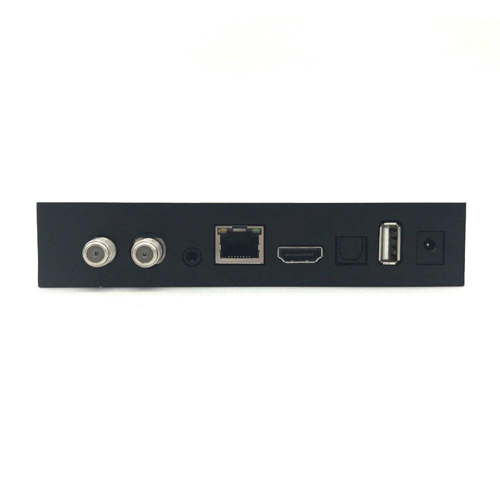 Magicsee C400 Plus Amlogic S912 Octa Core Box TV 3 + 32 GO Android 4 K Boîte de TÉLÉVISION Intelligente DVB-S2 DVB-T2 Câble Double WiFi Lecteur Multimédia Intelligent - 3