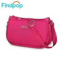 2016 Findpop New Casual Zipper Women Bag Women Messenger Bags High Quality Crossbody Bags