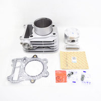 High Quality Motorcycle Cylinder Kit For Suzuki GN250 DR250 GZ250 GN DR GZ 250 Engine Spare Parts
