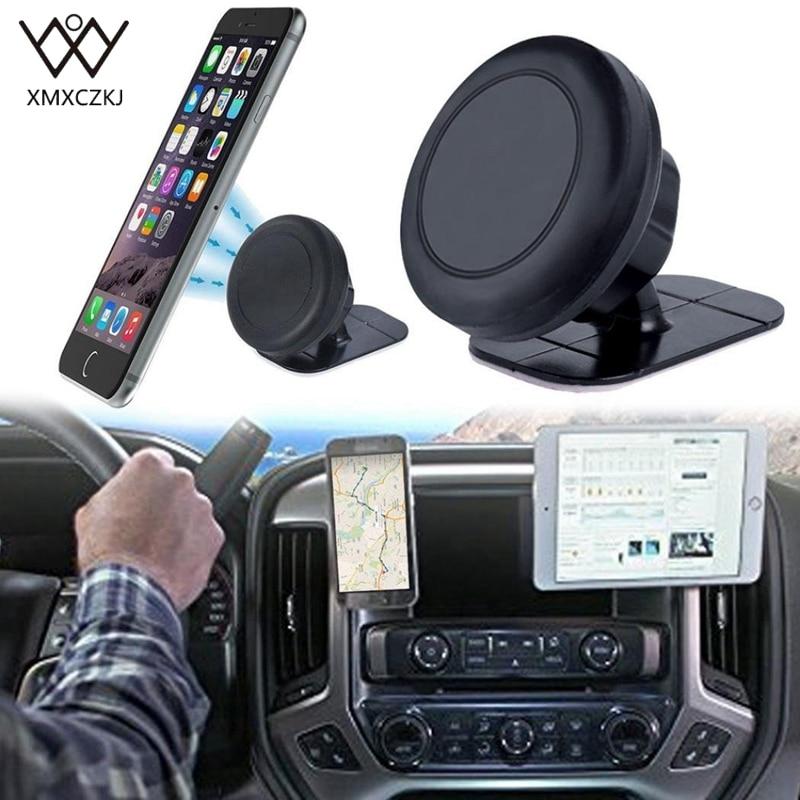 Universal Stick On Dashboard Magnetic Car Mount Holder 360 Degree - Ανταλλακτικά και αξεσουάρ κινητών τηλεφώνων - Φωτογραφία 5