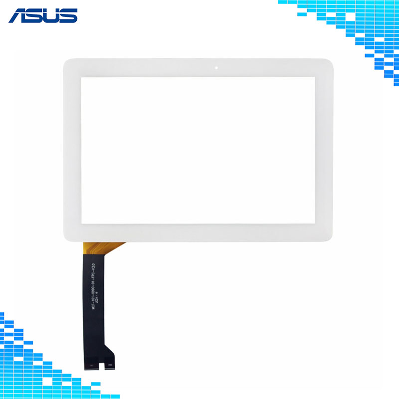 Asus ME102 Original Touchscreen Black/White Touch Screen Panel Glass Digitizer For Asus MeMO Pad 10 ME102 ME102A Touch panel платье peperuna платья и сарафаны приталенные