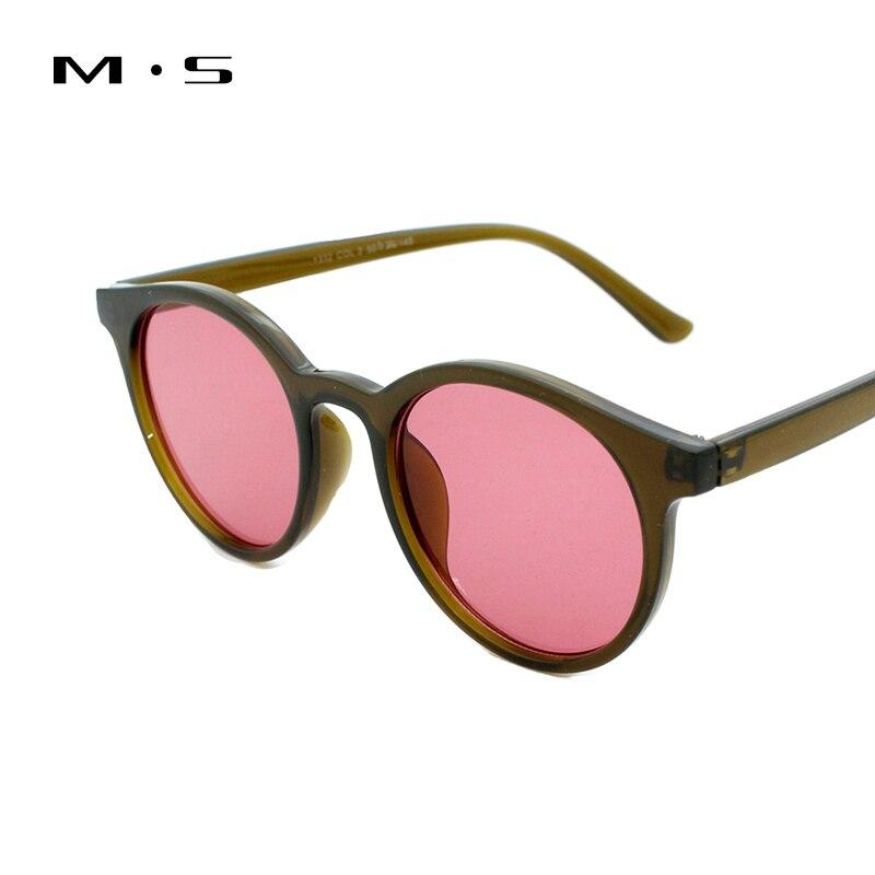MS 2017 Fashion Sunglasses Women Brand Designer Vintage Sun glasses Female Oval Glasses For Women Eyewear sunglasses men
