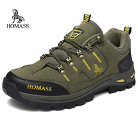 2018 Autumn Winter Men S HIking Shoes Outdoor Anti Skid Breathable Men Clorts Hiking Boots Trekking
