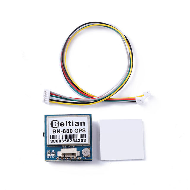 Bn-880 Flight Control Gps Module Dual Module With Cable Connecotr For Rc Multicopter Camera Drone Fpv Parts 4
