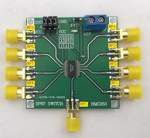 Image 1 - HMC253 DC 2.5 GHz RF יחיד מוט שמונה לזרוק מתג RF מתג אנטנה בחירת ערוץ בחירה