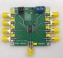 HMC253 DC 2.5 GHz RF tek kutuplu sekiz atış anahtarı RF anahtarı Anten seçim Kanal seçimi