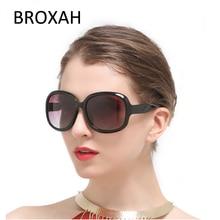 Fashion Oversized Polarized Sunglasses Women Brand Design Retro Vintage Ladies Driving Sun Glasses UV400 Female Shades