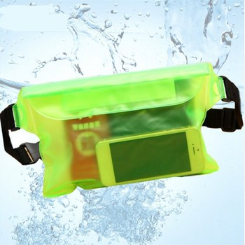 Waterproof Swimming Bag Drifting Diving Sports Waist Fanny Pack Pouch Underwater Dry Shoulder Backpack Phone Pocket