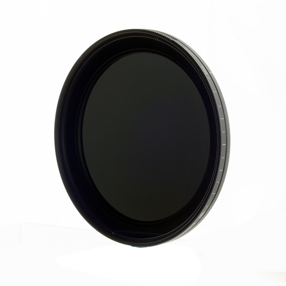 52mm/55mm/58mm/62mm/67mm/72mm/82mm PRO1-D densité neutre Variable ND Fader lentille filtre verre optique ND2 ND4 ND8 à ND400 - 3
