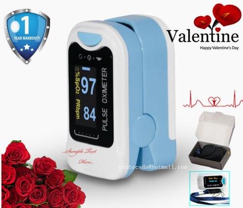 CE 2017 New hot OLED Fingertip oxymeter spo2,PR monitor Blood Oxygen Pulse oximeter,CMS50N