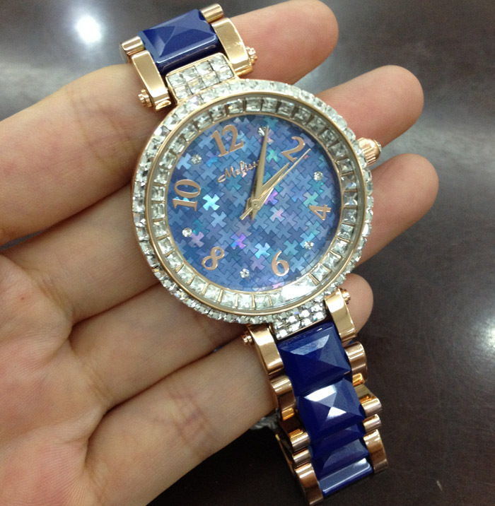 sparkly gb kea women with blue watches watch lacoste accessories strap silicone s multifunctions