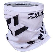 Новое поступление DAIWA рыболовные жилеты высшего качества для спорта на открытом воздухе волшебный велосипедный рыболовный шарф Быстросохнущий DAWA ледяная шелковая одежда для рыбалки