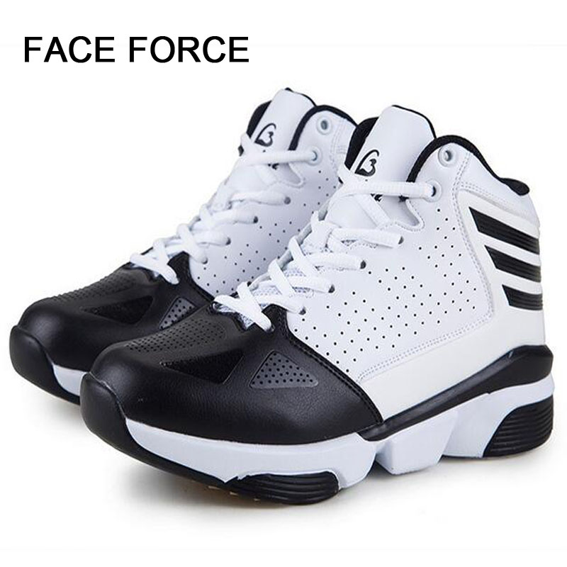 191afee89 FACE FORCE Super hot jordan shoes retro basketball shoes comfortable men  and women basket homme shoes Lace Up Athletic shoes-in Underwear from  Mother   Kids ...