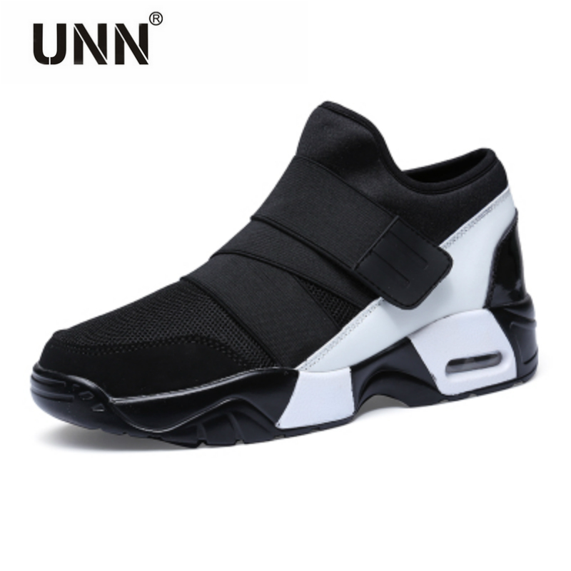 New Unisex Casual Shoe Air Breathable Casual Fashion Krasovki boty calcados obuv Tenisky Flats Height Increasing shoes men