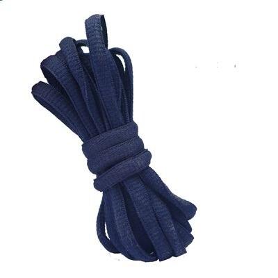 """180 см/7"""" длинный овальный плоской подошве Кружево Шнурки обуви Кружево F. спортивная обувь 24 Цвета для выбора нового - Цвет: No 29 dark blue"""