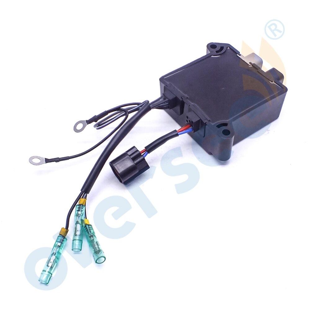 Superviser CDI 688-85540 bobine Assy fit Yamaha hors-bord 75HP 85HP 90HP C85 688-85540-00