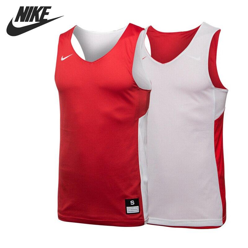 Sport & Unterhaltung LiebenswüRdig Original Neue Ankunft Nike Tank Reversible Männer T-shirts Reversible Sleeveless Sportswear Zur Verbesserung Der Durchblutung