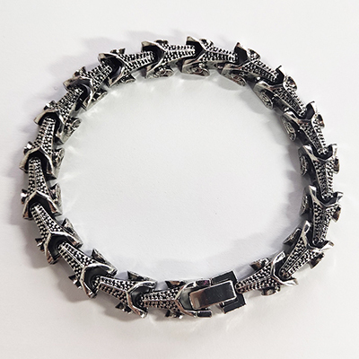 Male Jewelry Cool Stainless...