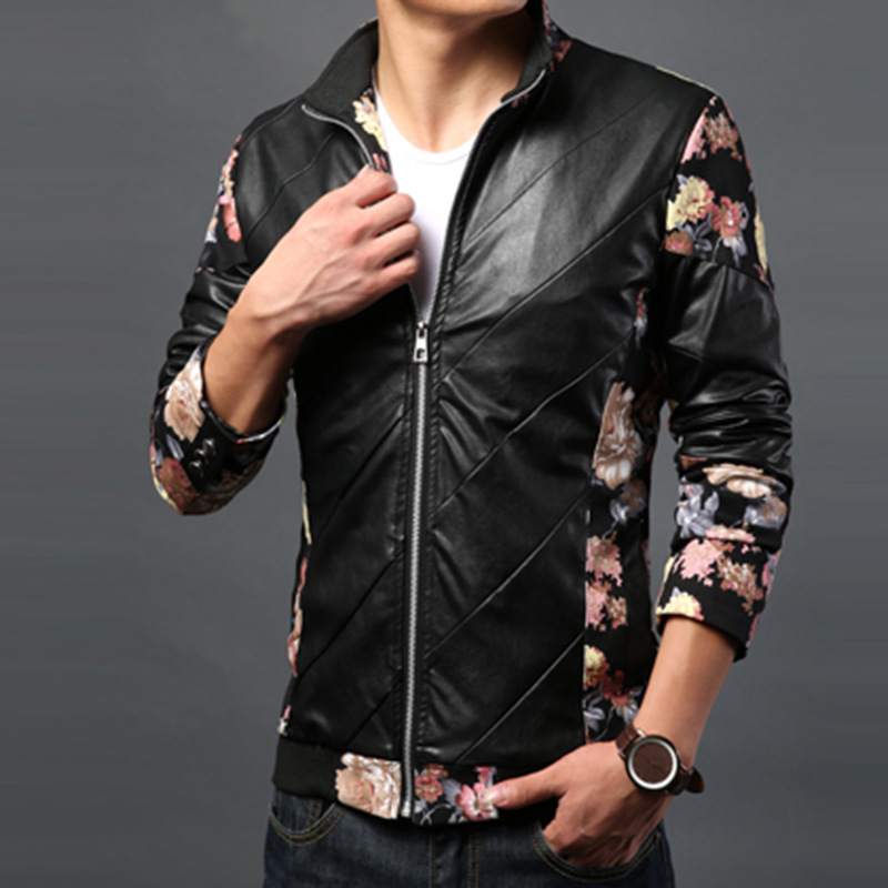 Compare Prices on Discount Mens Leather Jackets- Online Shopping ...