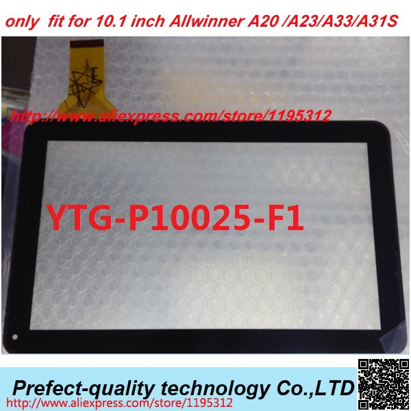 все цены на  Replacement Touch screen 10.1 inch Touchscreen Allwinner A31S,A23,A33,A20,A83T Tablet YTG-P10025-F1 Touch panel Digitizer Glass  онлайн