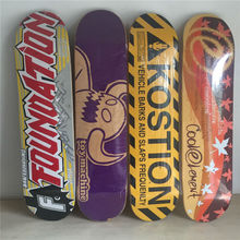 USA Brand ELEMENT and other brand skateboarding deck made by Canadian Maple size 7.5″ element Pattern Skate Deck Patins Street
