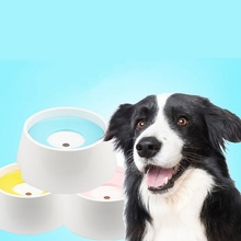 1000ML Floating Pet Bowl Splash-proof Drinking Dog Cat Water For Drinker Anti-suffocation Tool