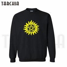 TARCHIA 2019 hoodies tv supernatural tattoo pullover sweatshirt personalized man coat casual parental survetement homme boy