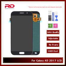 A520f lcd For Samsung Galaxy A5 2017 LCD A520 SM-A520F LCD Display Digitizer Touch Screen For samsung a520 Display A5 2017 LCD(Hong Kong,China)