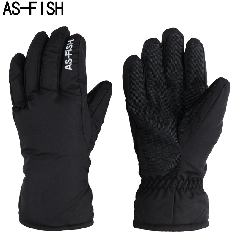 Winter Warm Windproof Ski Gloves Outdoor Sports Comfortable Men or Women Snowboard Gloves Motorcycle Riding Skiing Gloves