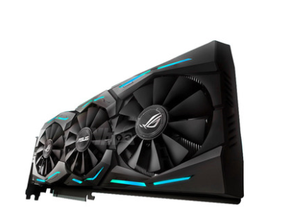 ASUS ROG STRIX-GTX1060-O6G-GAMING Raptor OC game graphics used 90%new image