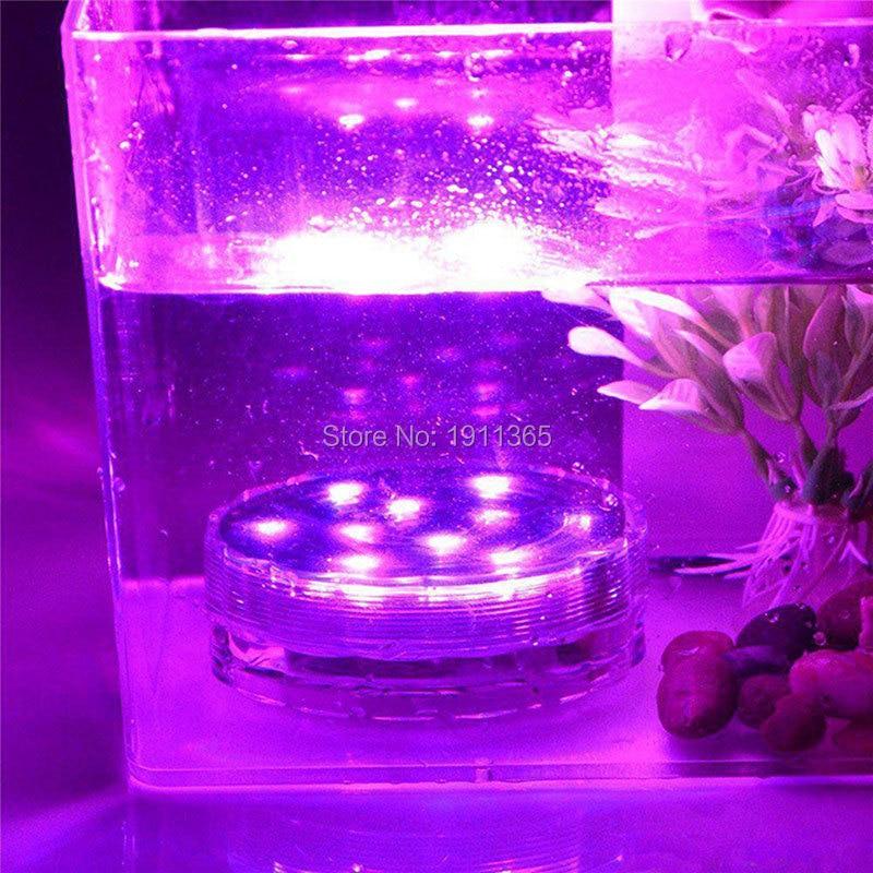 4x kawalan jauh tenggelam membawa bunga lampu perkahwinan parti - Pencahayaan perayaan - Foto 4