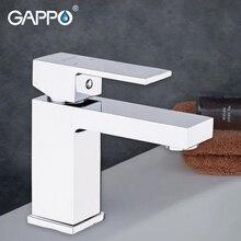 GAPPO Basin faucet basin mixer tap bathroom faucet brass water sink mixer deck mounted mixer tap faucet