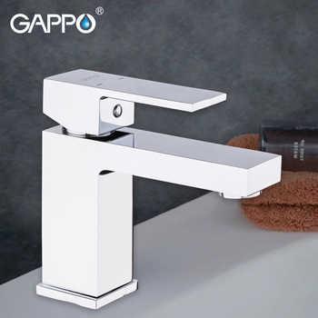 GAPPO Basin faucet basin mixer tap bathroom faucet brass water sink mixer deck mounted mixer tap faucet - DISCOUNT ITEM  52 OFF All Category