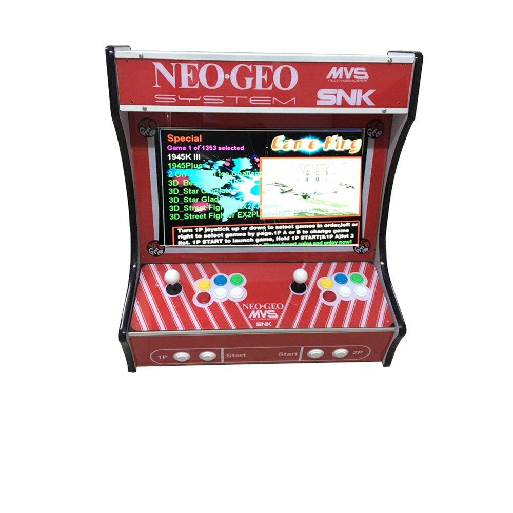 Aliexpress Com Buy 22 Inch Lcd Desk Arcade Game Mini Lcd