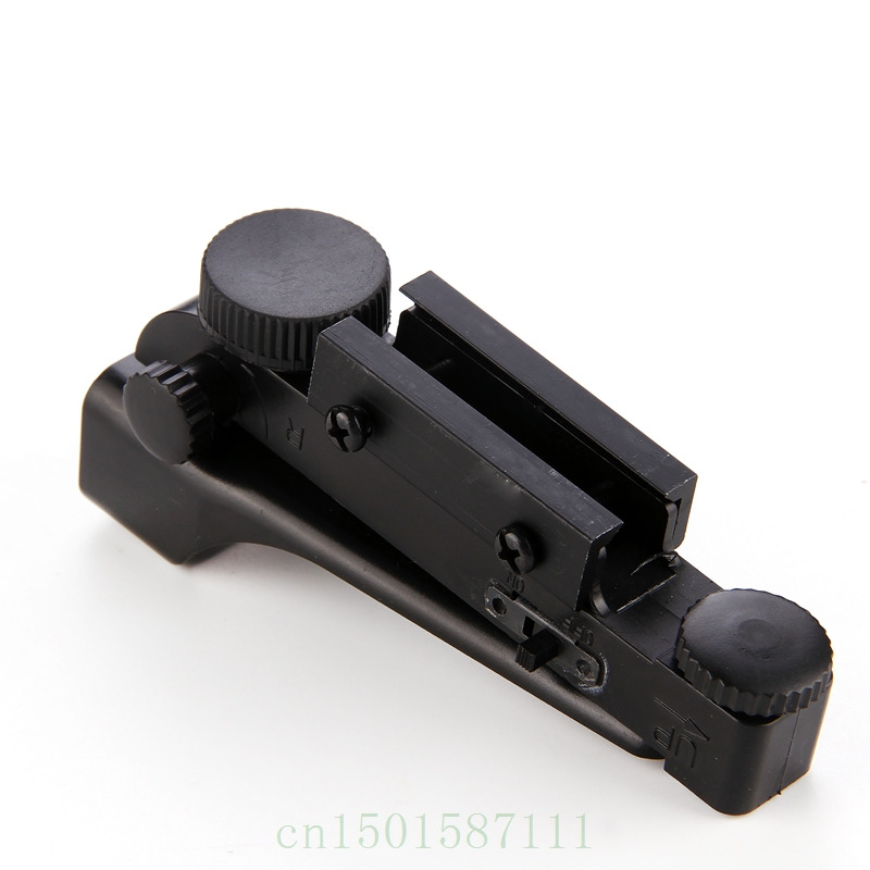 Gratis verzending Tactical Reflex zicht Red Dot Sight Scope Wide View - Jacht - Foto 4