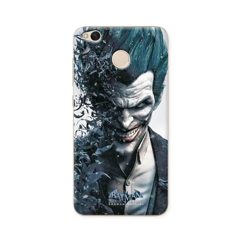 "For Xiaomi Redmi 4X Phone Case Charming Marvel Avengers Iron man For Redmi 4X Pro Soft Silicone Coque For Xiaomi Redmi 4 X 5.0"""