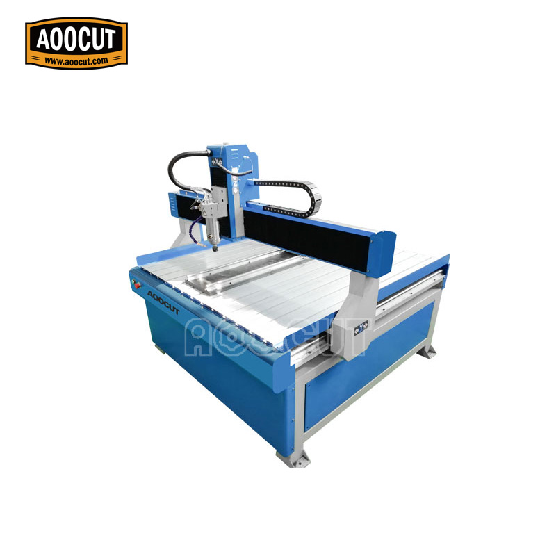 Simple to use high quality 3d aluminium profile cnc router machine for 3d engraving and milling 1
