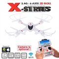 MJX X400-v2 2.4G 6-axis RC quadcopter drone con/sin C4005 FPV cámara HD
