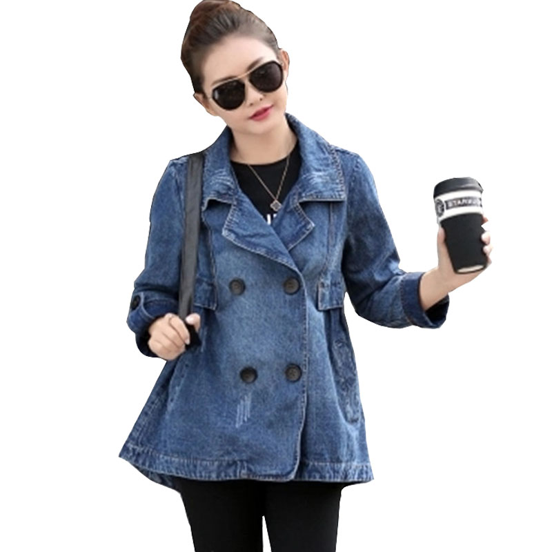 Online Get Cheap Plus Size Jean Jacket -Aliexpress.com | Alibaba Group