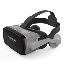 G07E VR Virtual Reality 3D Movie Box DVD Glasses